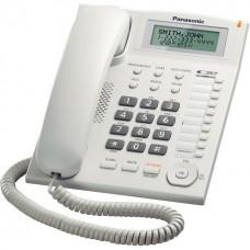 Τηλεφωνική Συσκευή Panasonic KX-TS880EX Λευκή